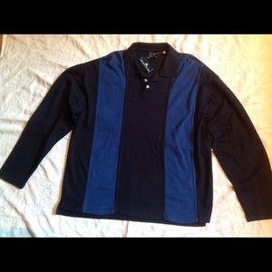 B2G1 British Oxford NWT Men's Long Sleeve Shirt XL